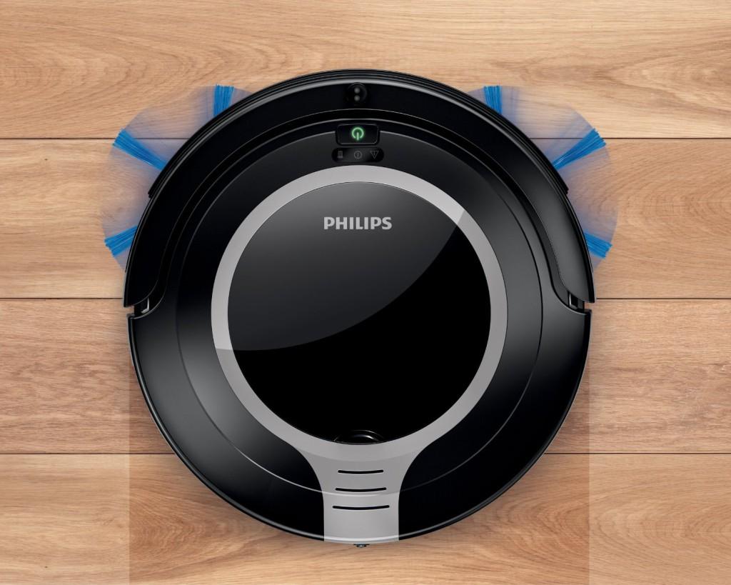 Philips roboter staubsauger